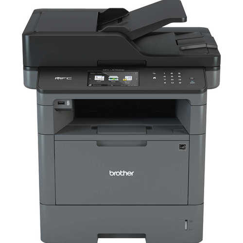 Image of BROTHER MULTIF. LASER MFC-L5750DW A4 B/N 40PPM 1200DPI FRONTE/RETRO ADF USB/ETHERNET/WIRELESS STAMPANTE SCANNER COPIATRICE FAX MFC-L5750DW