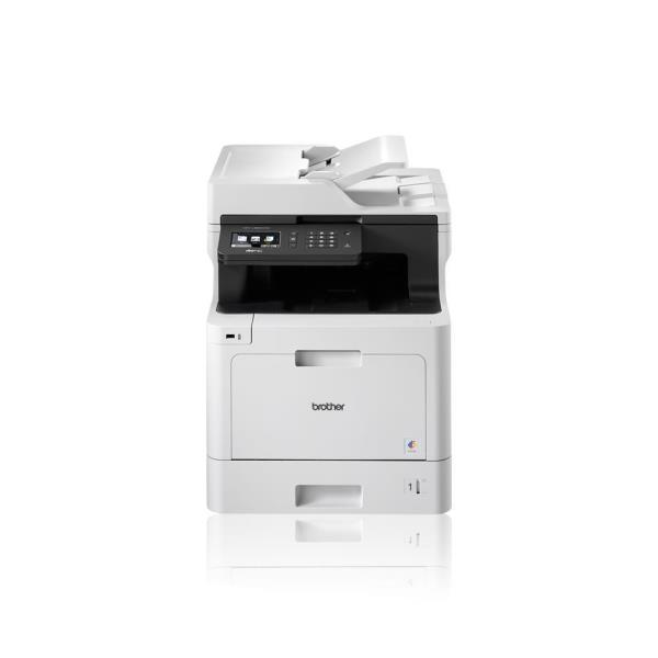 Image of Brother COLOUR LASER PRINTER WIRELESS 31 PPM MFCL8690CDWYY1