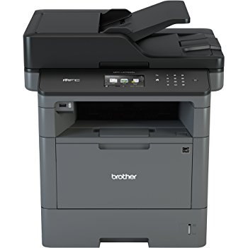 Image of BROTHER MULTIF. LASER MFCL5700DN A4 B/N 36PPM USB/ETHERNET STAMPANTE SCANNER COPIATICE FAX MFC-L5700DN